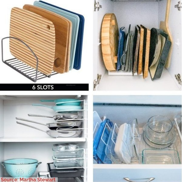 Copy of Source  Martha Stewart - Save Space, Time, Money and Frustration with Vertical Storage