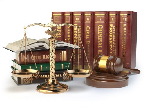 gold scales of justice gavel and books with PW59ERX e1561652646151 - From Order in the Courtrooms to Order in Your Rooms