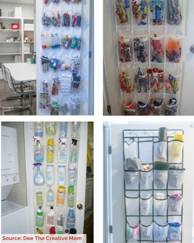 3Shoe Hangars Final - 10 Budget Home Organizing Products Under $20.00