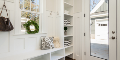 Image 7 mudroom - 30 Easy 10-Minute Organizing Tasks