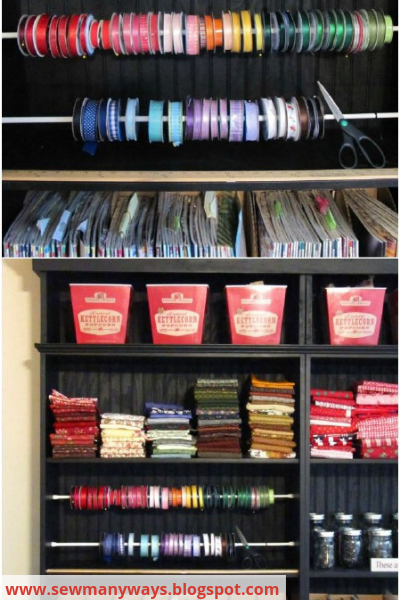 image 19 - ORGANIZING FAVOURITES: 18 WAYS TO ORGANIZE WITH TENSION RODS