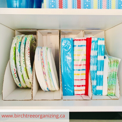 Canva Paper goods - ORGANIZING FAVOURITES: 20 WAYS TO ORGANIZE WITH MAGAZINE HOLDERS