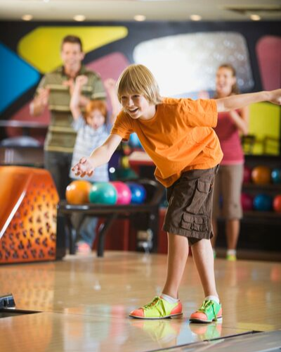 bowling - 15 Tips To Make Moving With Kids Easier