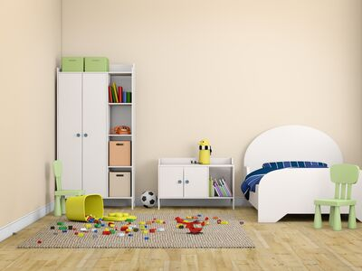 kids room - 15 Tips To Make Moving With Kids Easier