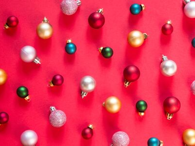 Christmas balls - 10 Things To Do NOW To Prepare For The Holidays