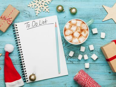 To do list - 10 Things To Do NOW To Prepare For The Holidays