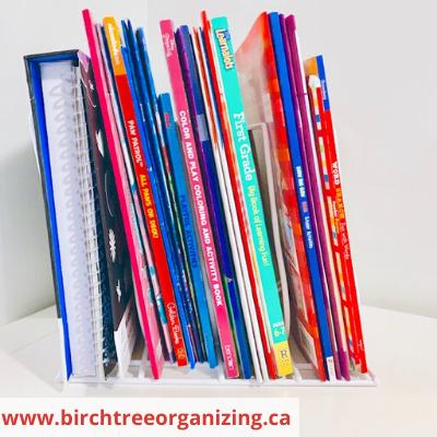 Canva activity books - ORGANIZING FAVOURITES: 15 WAYS TO ORGANIZE WITH BAKEWARE RACKS