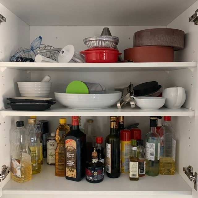 oils before e1572808528293 - KITCHEN CUPBOARDS
