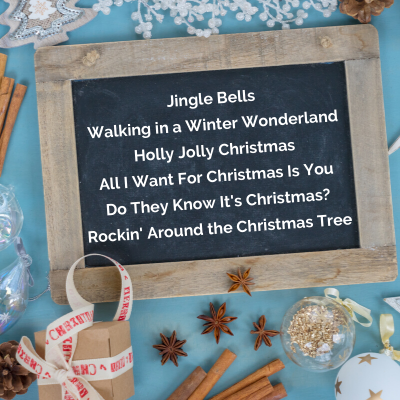 Canva Christmas moring play list - 13 EASY TIPS FOR A STRESS-FREE CHRISTMAS MORNING