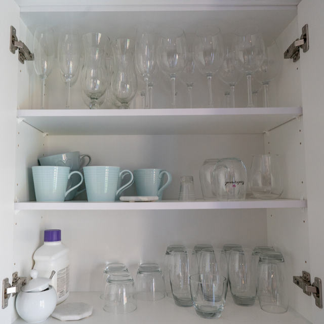 Canva glassess before 1 - KITCHEN MAKEOVER