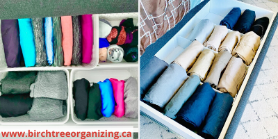 Canda drawer dividers and baskets - 5 BUDGET ORGANIZING ESSENTIALS FOR YOUR DRESSER