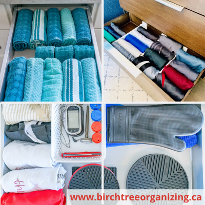 Canva file folding - ORGANIZING FAVOURITES: NO-COST ORGANIZING IDEAS USING WHAT YOU HAVE