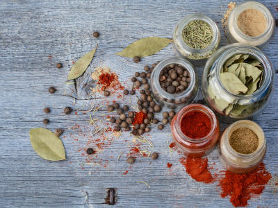 Canva spices - 26 EASY WAYS TO ORGANIZE YOUR SPICES
