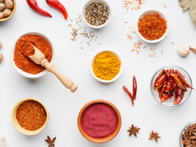 Canva sunlight - 26 EASY WAYS TO ORGANIZE YOUR SPICES