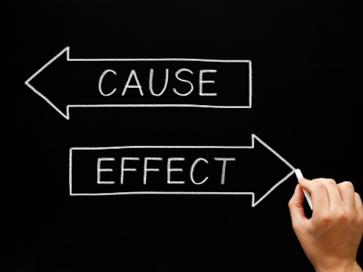 """Cause and effect - HOW TO DEAL WITH  """"SOMEDAY"""" CLUTTER"""