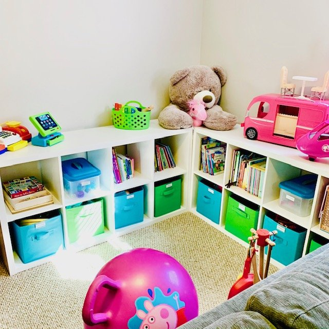 Toys after 1 - PLAYROOM