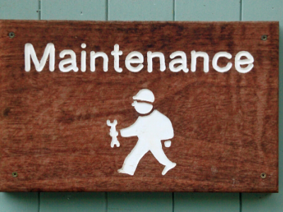 Maintenance - 7 SIMPLE HABITS TO STAY CLUTTER-FREE