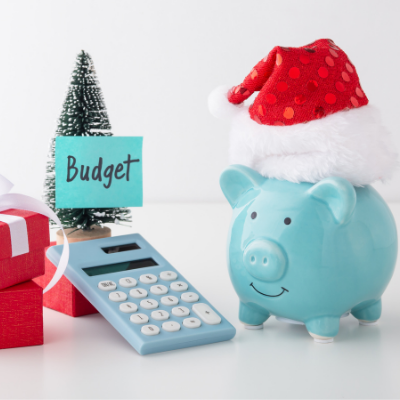 budget - 10 Things To Do NOW To Prepare For The Holidays (& FREE Holiday Planning Printables)