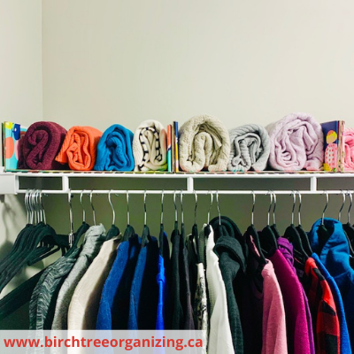 contain on selves - 12 Easy Tips To Maximize Closet Space