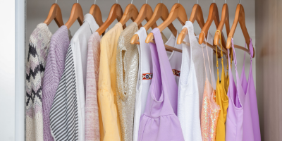 like with like - 12 Easy Tips To Maximize Closet Space
