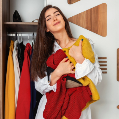 only things you love - 12 Easy Tips To Maximize Closet Space