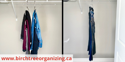 pant hangers - 12 Easy Tips To Maximize Closet Space