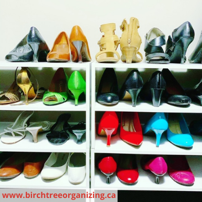 shoes - 12 Easy Tips To Maximize Closet Space