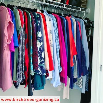 velvet hangers - 12 Easy Tips To Maximize Closet Space