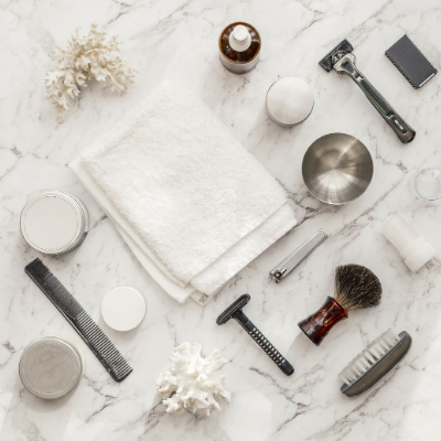 shaving - 35 Clutter-Free Holiday Gift Ideas