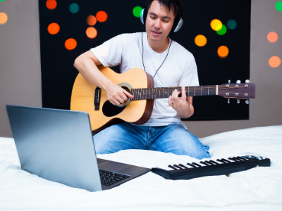 virtul music lessons - 35 Clutter-Free Holiday Gift Ideas