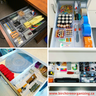 Canva drawer inserts - 5 GREAT DOLLAR STORE ORGANIZING FINDS