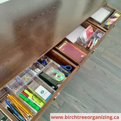 Canva drawer - Organize Your Busy Family With A Home Command Centre