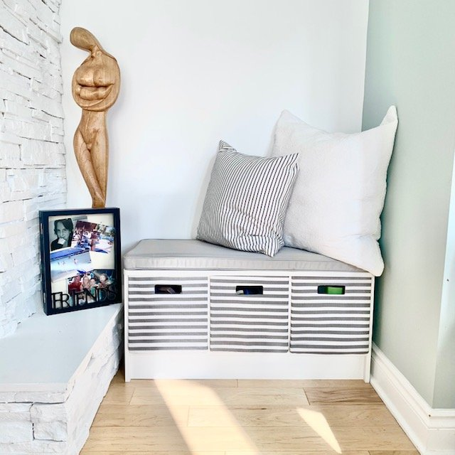 Right side after - BEDROOM NOOKS