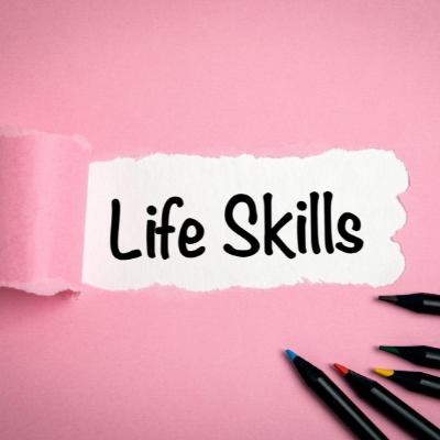 Life skills - ORGANIZE YOUR WAY TO AN EASIER LIFE