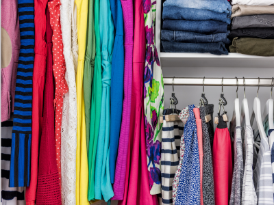 Conclusion  - SIMPLE TIPS TO DECLUTTER YOUR CLOSET
