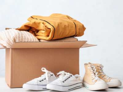 Maybe box - SIMPLE TIPS TO DECLUTTER YOUR CLOSET