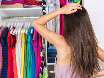 Still not sure 2 - SIMPLE TIPS TO DECLUTTER YOUR CLOSET