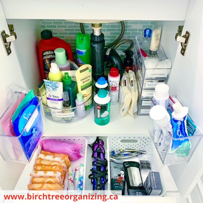 Canva acrylic - Fast & Easy Back of Cabinet & Door Storage Ideas