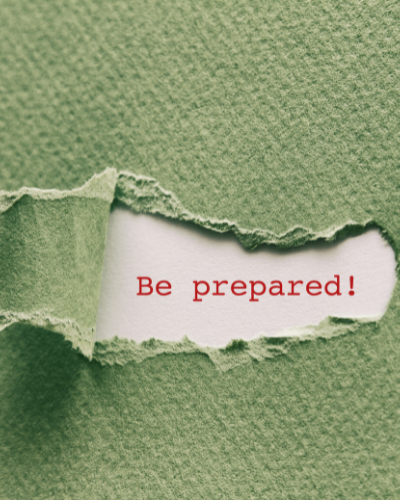be prepared - 25 Back-To-School Tips & Free Printables
