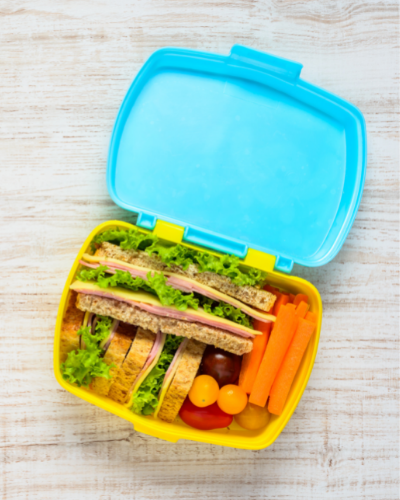 lunch - 25 Back-To-School Tips & Free Printables
