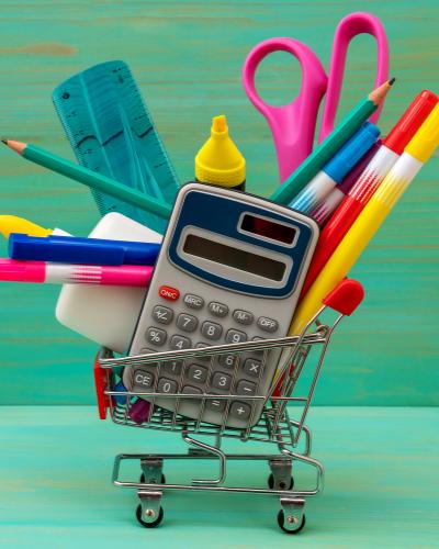 school supplies - 25 Back-To-School Tips & Free Printables
